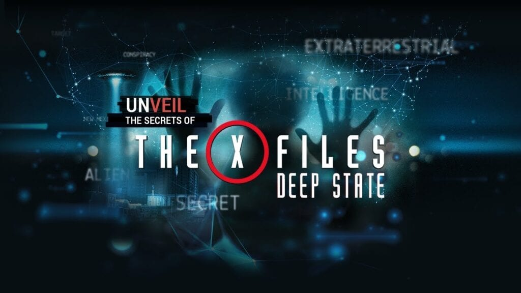 x-files mobile game