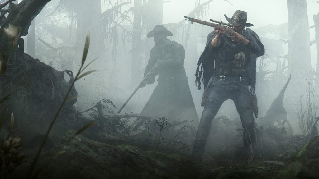 Hunt Showdown alpha test