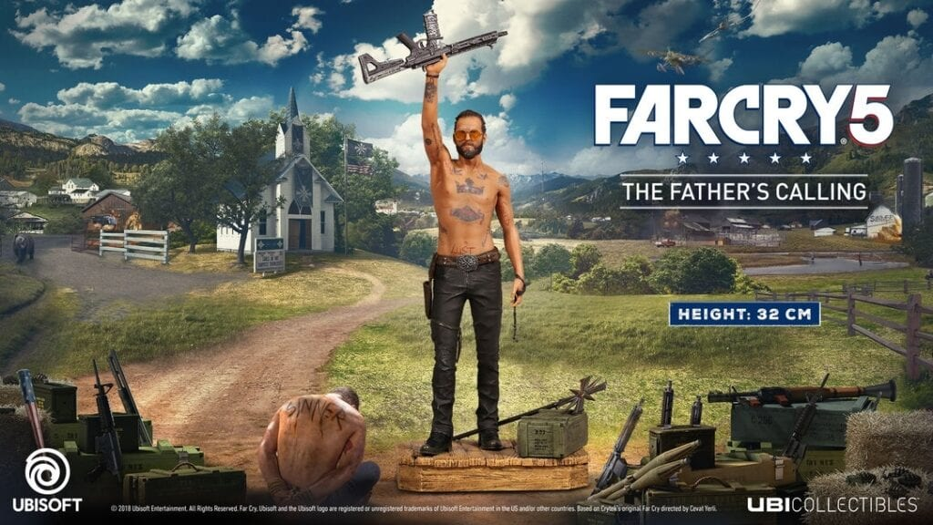 Far Cry 5 Figurine