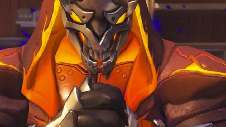 Legendary Overwatch Skins