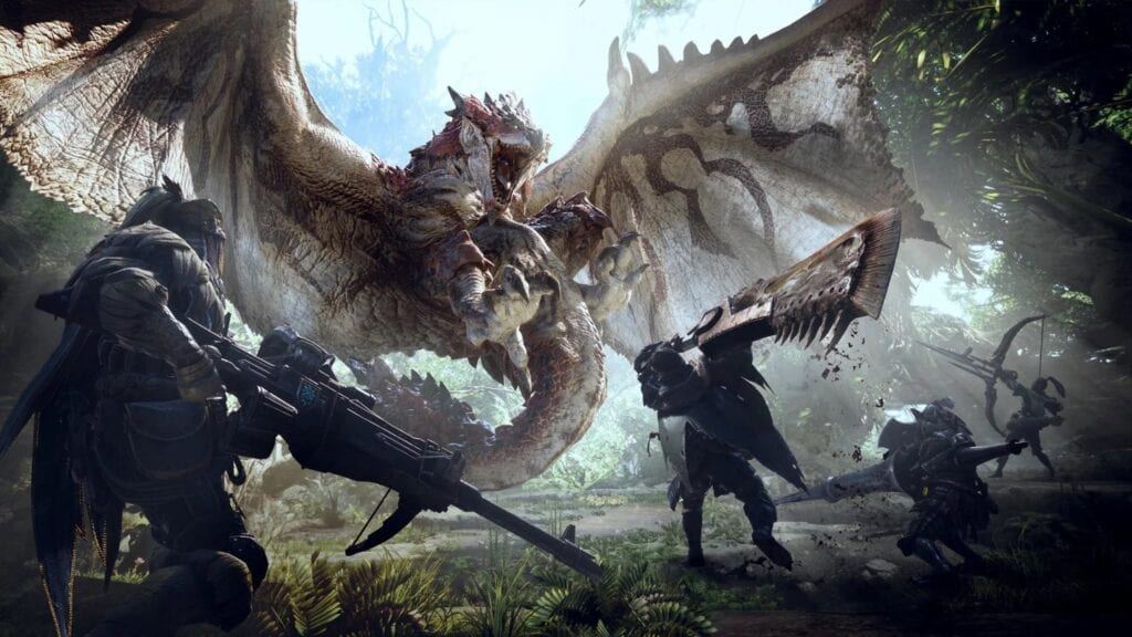 Monster Hunter World Producer discusses PC delay
