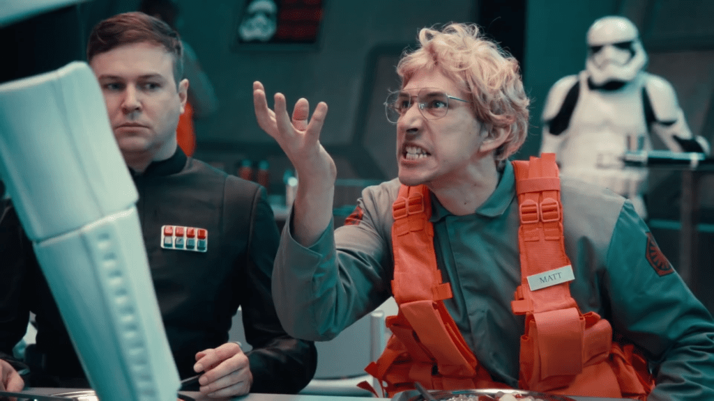 Battlefront II Mod - Matt The Radar Technician