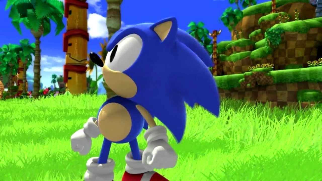 WATCH: Sonic Generations Camera Mod Reveals Amazing World