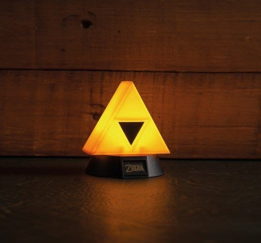 Light Up Your Room With An Iconic Symbol From The Hugely Popular Legend Of  Zelda! The Legend Of Zelda Triforce 3D Light Takes Its Distinctive 3D  Design From ...