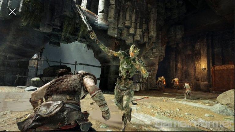 God Of War Gameplay Details Emerge, Plus New Screenshots!