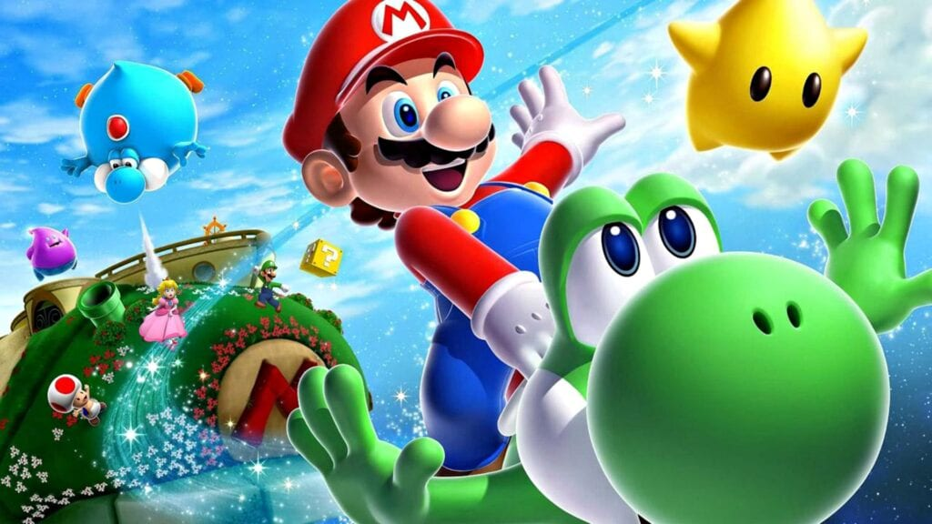 Official Announcement Of An Animated Super Mario Movie May Be Coming Soon