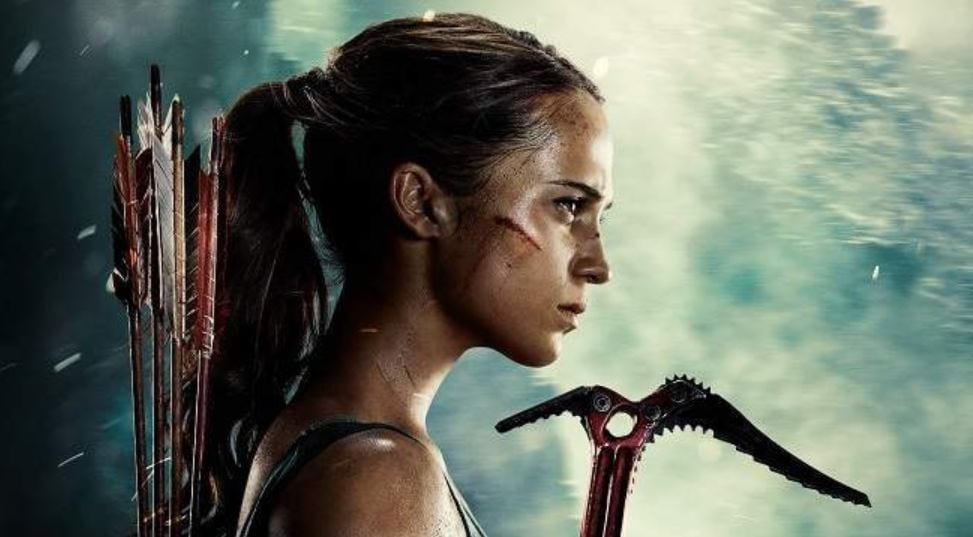 New Tomb Raider Reboot Posters