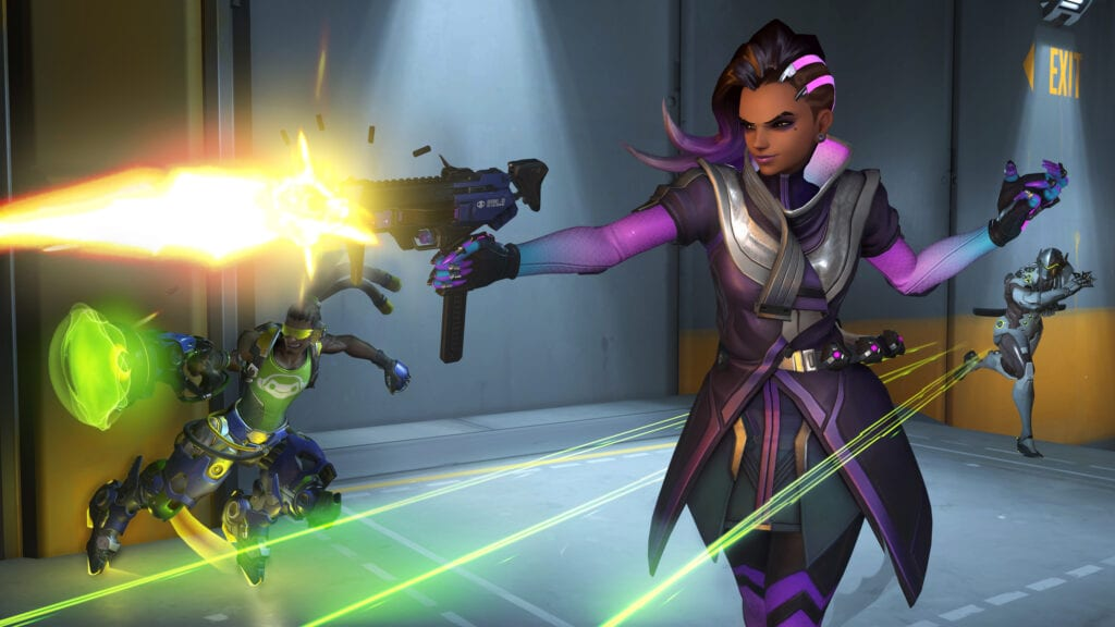 Latest Overwatch PTR Patch Tests New Changes For Sombra