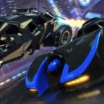 Rocket League Batmobiles