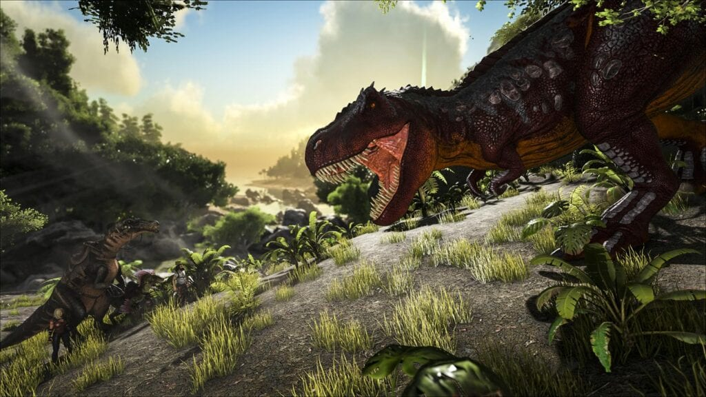 Latest Ark Patch Unleashes Dino Changes, Mating Boosts, & More In