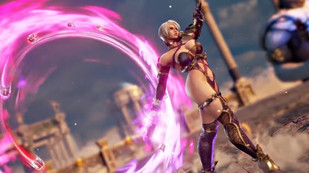 Image result for Soul Calibur Ivy
