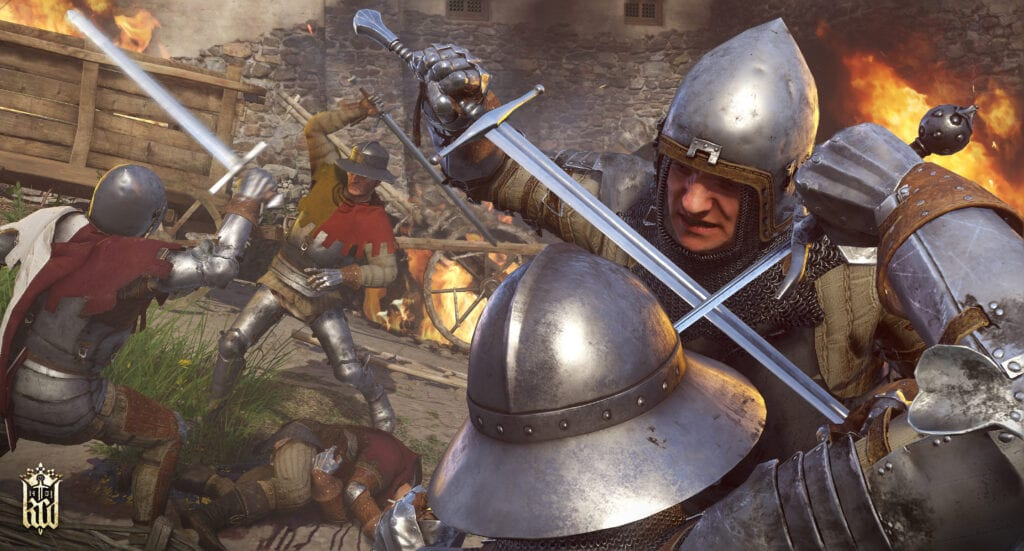 Kingdom Come Deliverance Executive Producer