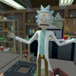 Rick and Morty Virtual Rick-Ality PSVR