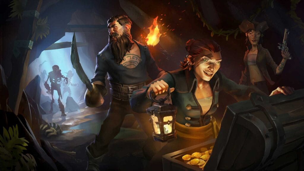 Sea of Thieves Microtransactions