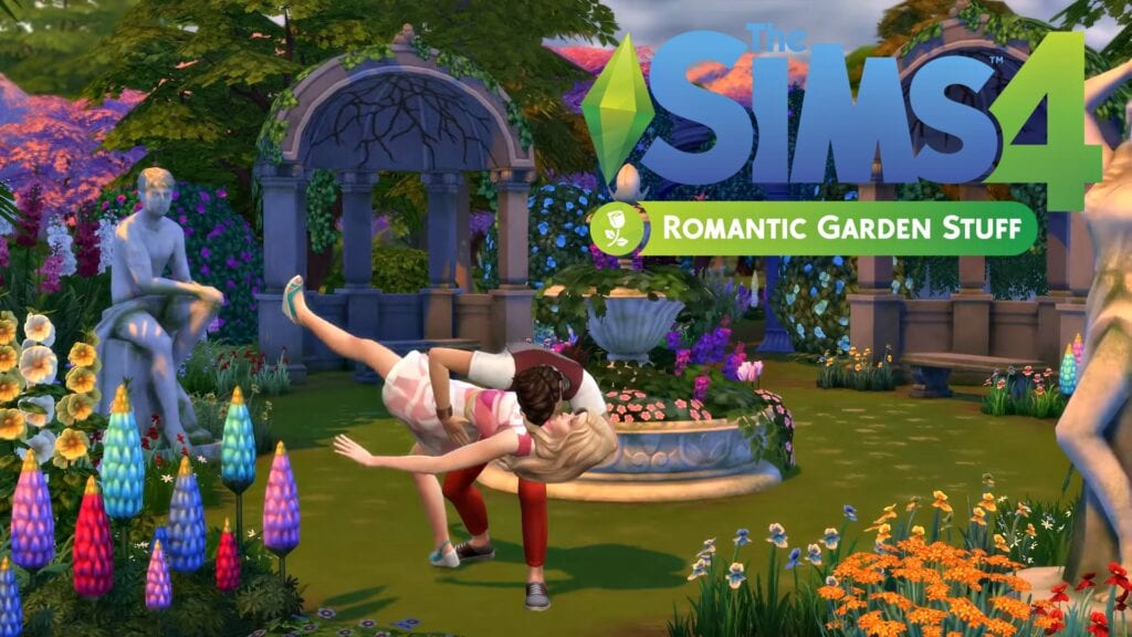 Superior The Sims 4 Romantic Garden Stuff DLC Revealed With Charming Trailer (VIDEO)