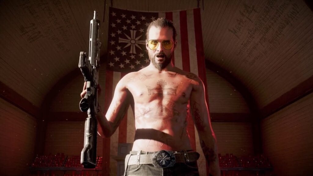 Far Cry 5 Villain