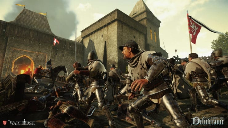 Kingdom Come: Deliverance Update
