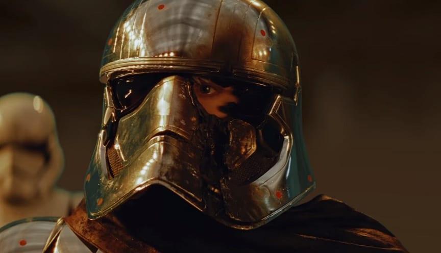 Star Wars: The Last Jedi Deleted Scene