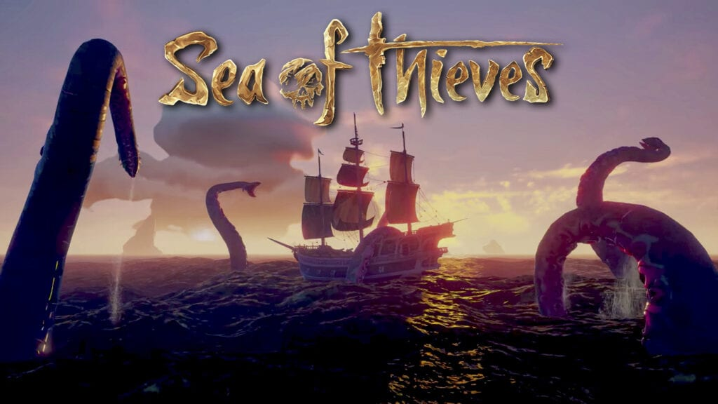 Sea of Thieves Launch Trailer