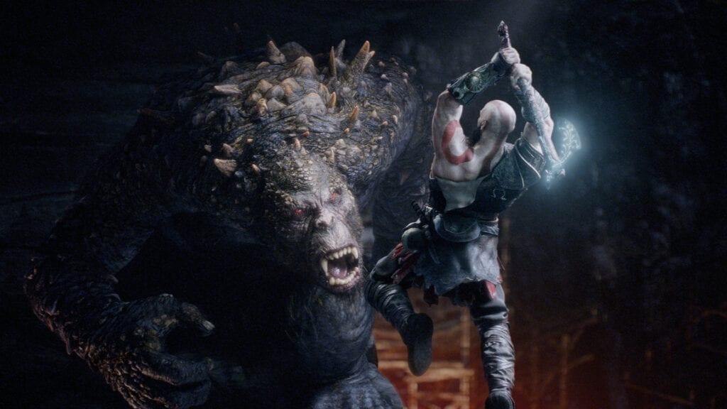 Kratos' Biggest Adventure
