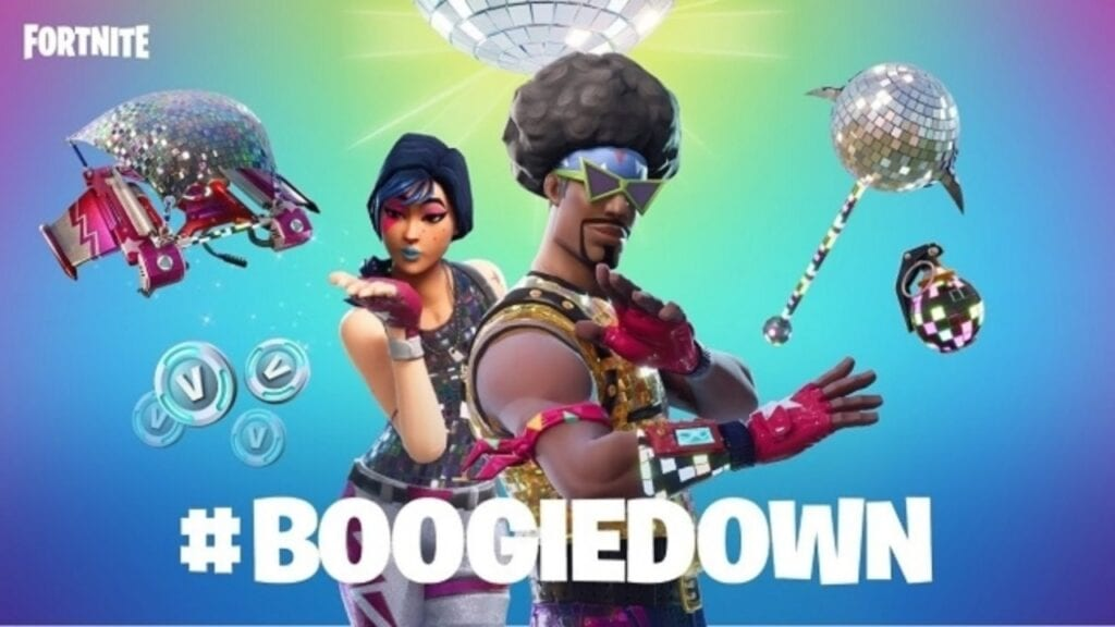 Fortnite Boogiedown Contest