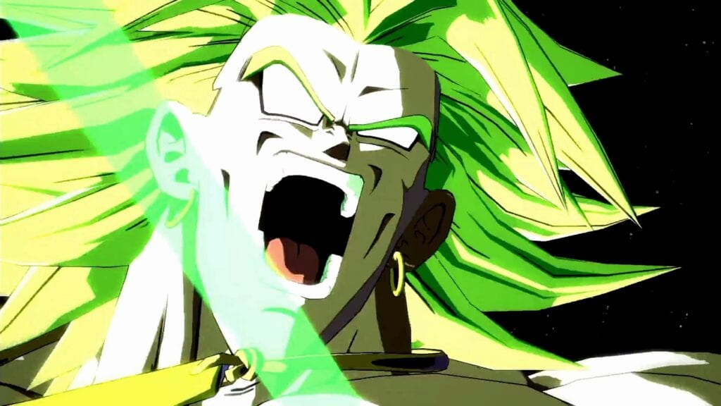 FighterZ Broly