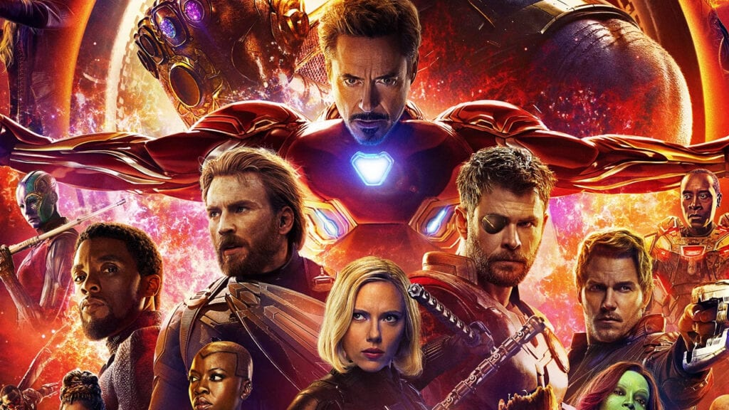 AMC Hosting 31-Hour MCU Marathon For 'Infinity War' Premiere