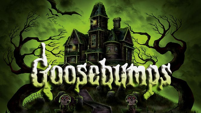 Goosebumps Board Game On Sale Now For A Limited Time Because Spoops