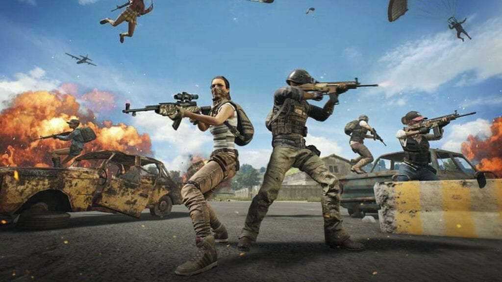 Playerunknown S Battlegrounds Maps Loot Maps Pictures: Bigger PUBG Maps Being Considered By Creator
