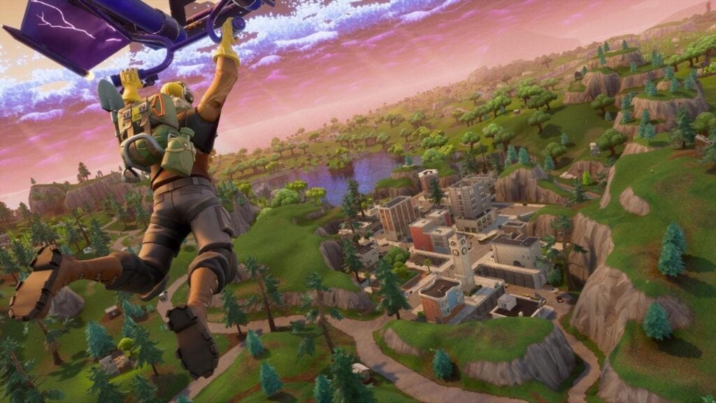 Fortnite Developer Discusses Integrating Save The World And Battle Royale Modes