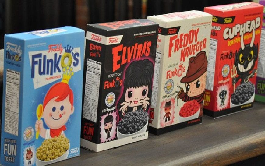 FUNKO Breakfast Cereals