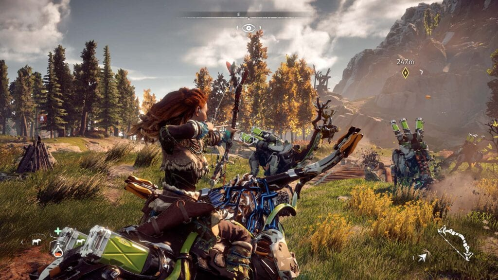 Horizon Zero Dawn Devs
