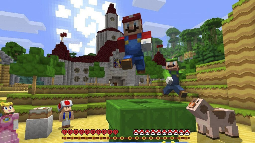 Minecraft Nintendo Switch Achievements