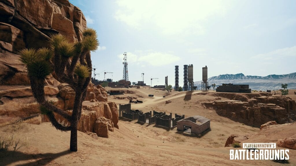 Latest PUBG Update Includes Map Selection, Reticle Changes