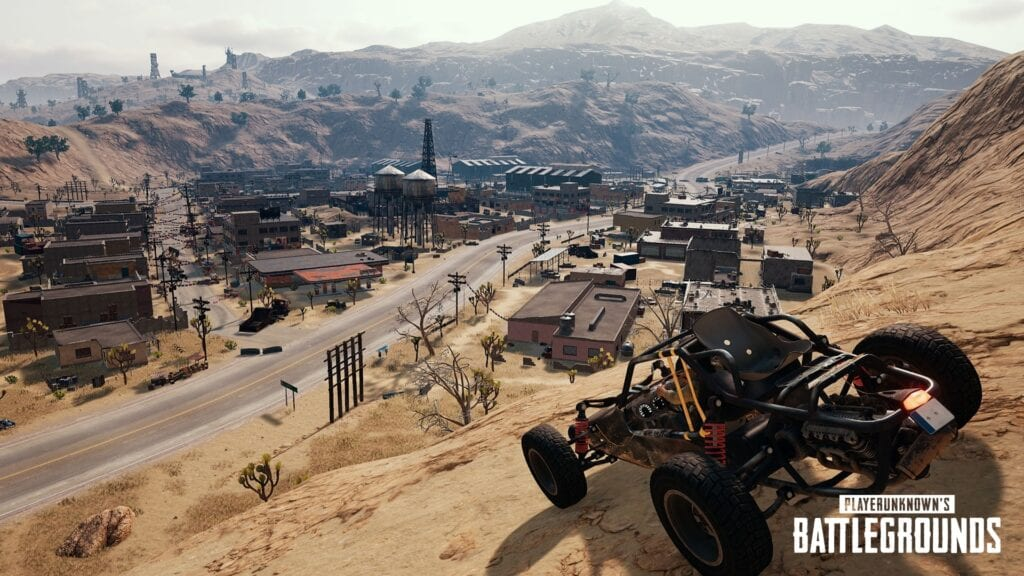 Pubg 39 s miramar map arrives on xbox one test servers this for The miramar