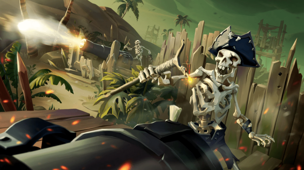 Sea of Thieves Weekly Events