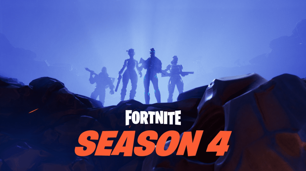 Fortnite Season 4 Arriving Tomorrow New Teaser Hints At Meteor