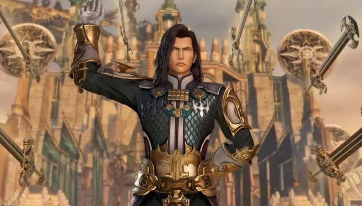 Dissidia Final Fantasy NT: Vayne Solidor Officially Joins The Roster (VIDEO)
