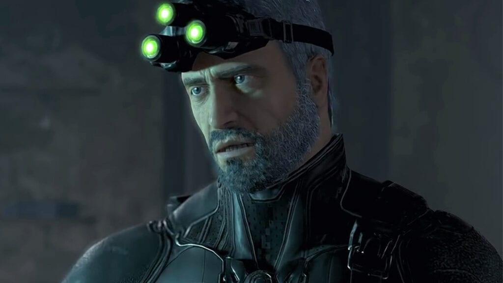 Splinter Cell's Michael Ironside