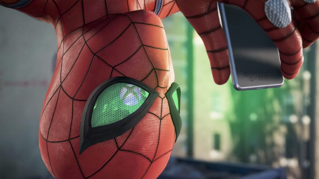 Spider-Man Xbox One
