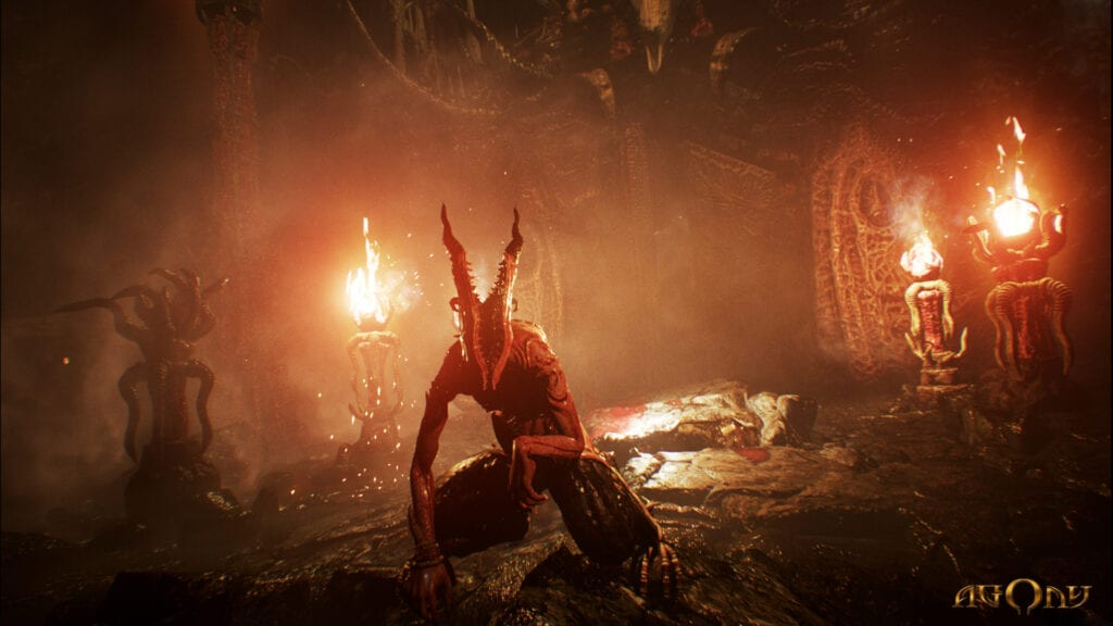 Agony Release Date