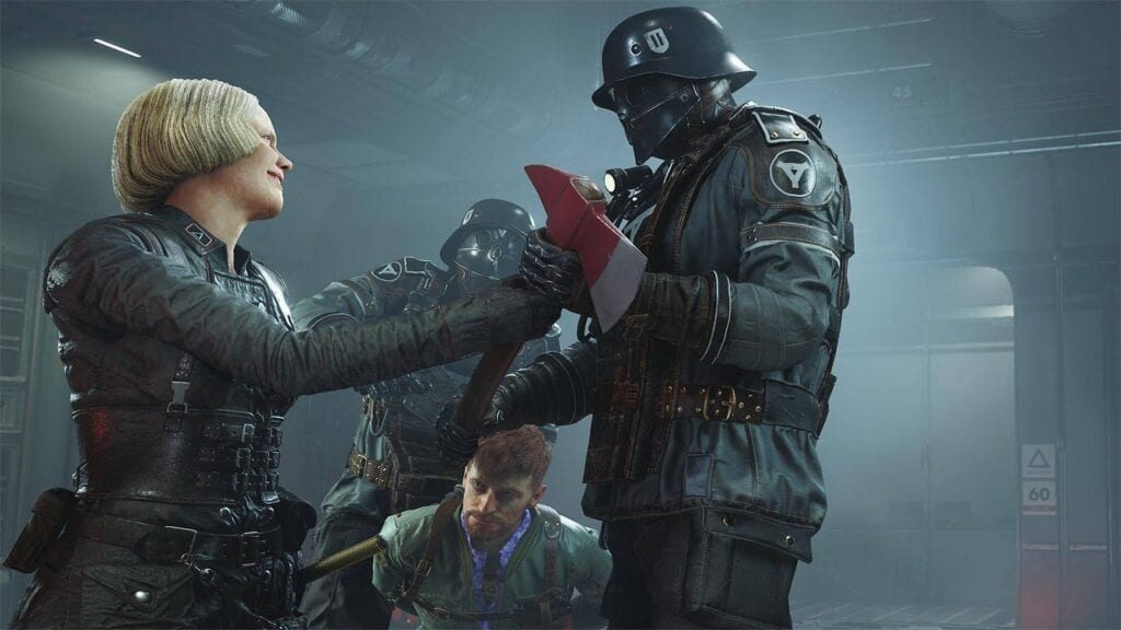 Wolfenstein II Twist