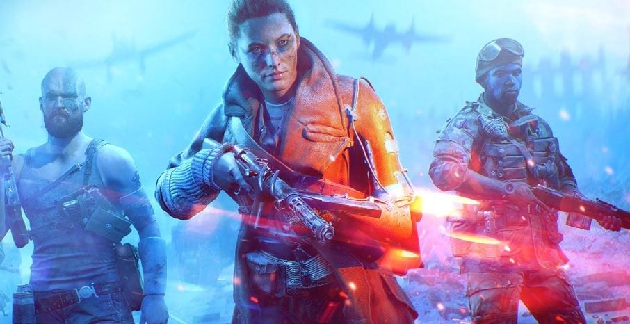 Battlefield V Official Trailer Revealed (VIDEO)