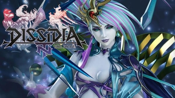 New Dissidia Final Fantasy NT DLC Character Will Be Revealed Next Week (VIDEO)