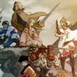 Final Fantasy Tactics Director Reveals Images Of Canceled Sequel