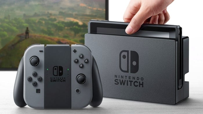 Mystery Nintendo Switch