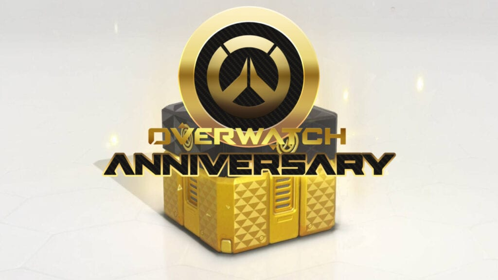Overwatch Anniversary Skins Leaked Ahead Of Event
