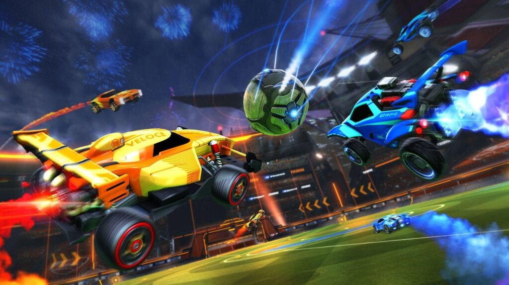 Rocket League Releases Season 7 Reward Details