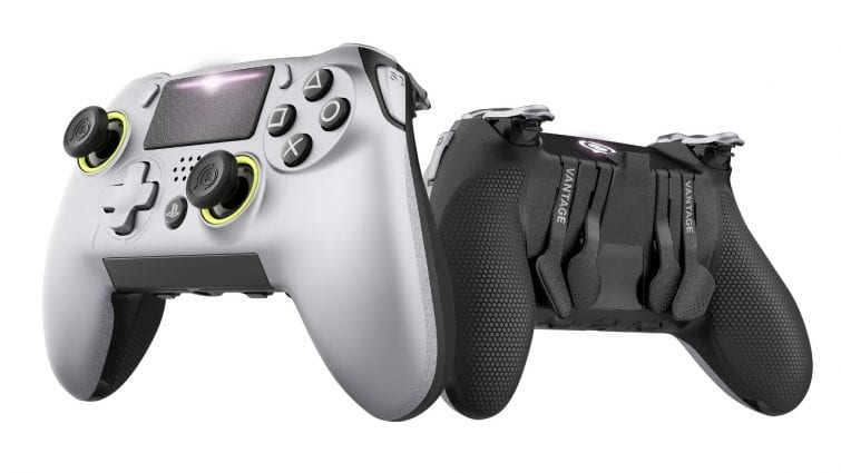PS4 Receives High-End Custom Controller For $200