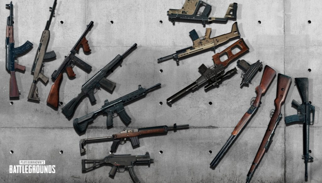 Pubg Gun Wallpaper 4k: PUBG Weapon Balance Survey Details Revealed, Here's How To